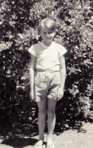 Christine age 7